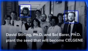 Celgene, David Stirling and Sol Barer
