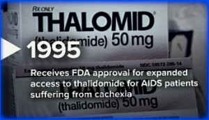 FDA approves expanded access to thalidomide for AIDS patients