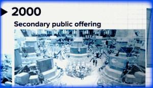 Celgene secondary public offering