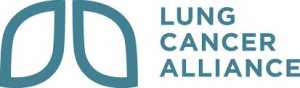 Lung cancer alliance logo