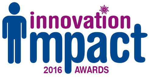 Innovation Impact Awards logo