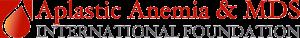 Aplastic Anemia & MDS International Foundation logo