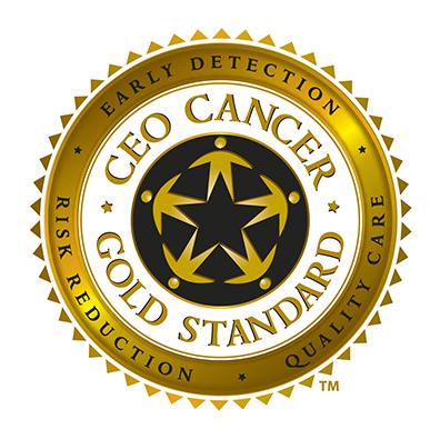Cancer Gold Standard logo