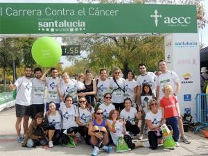 Celgene Carrera de la mujer finishline