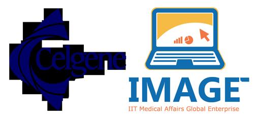 Celgene logo, IMAGE logo