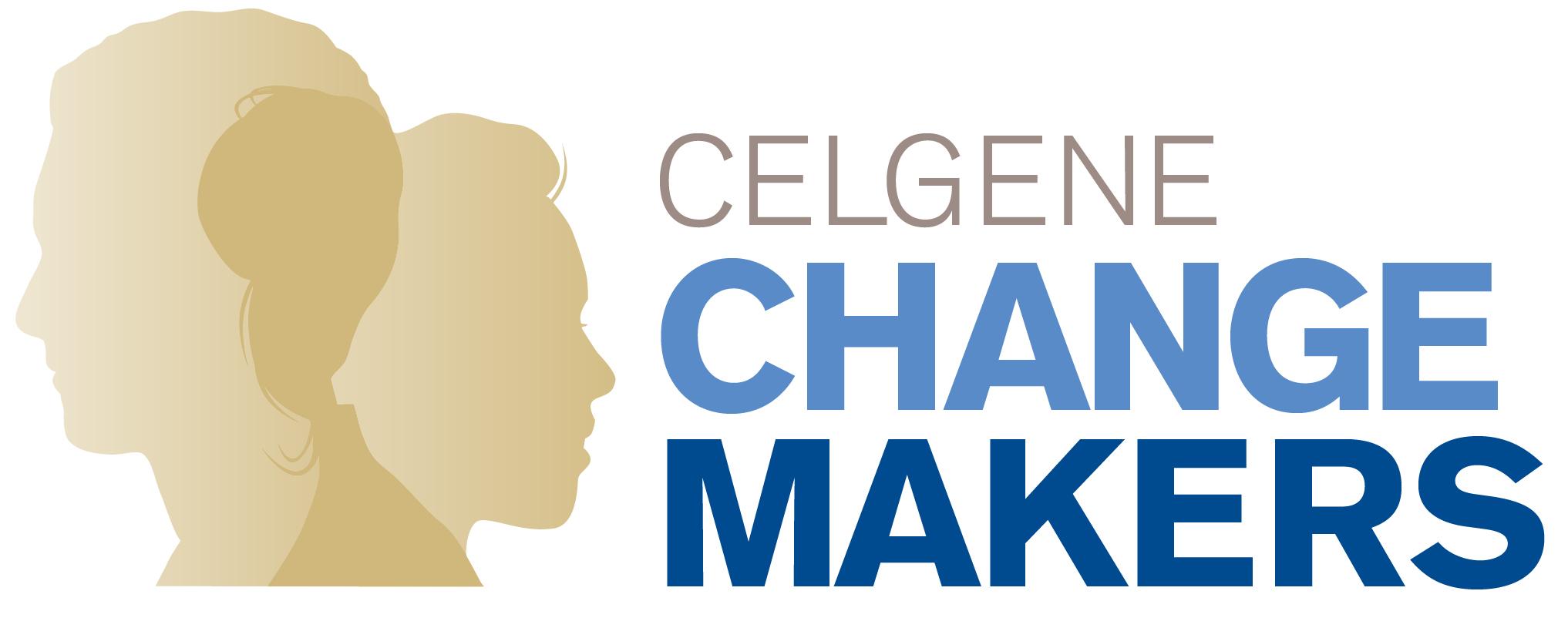 Celgene Changemaker logo