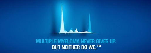 Multiple Myeloma Never Gives Up. But Neither Do We.