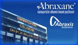 Abraxane, Abraxis BioScience