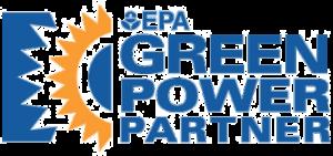 Green Power Partner Mark Logo