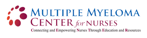 Multiple Myeloma Center for Nurses logo