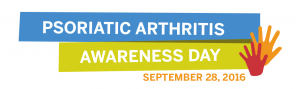 Psoriatic Arthritis Awareness Day 2016