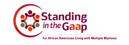 Standing in the Gaap logo