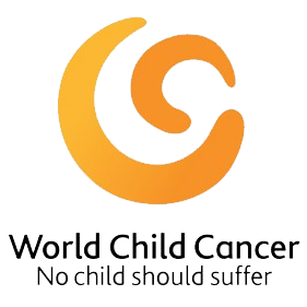 Wold Child Cancer logo