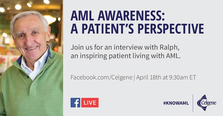 AML Awareness: A Patient's Perspective