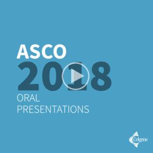 Oral Presentations at ASCO 2018