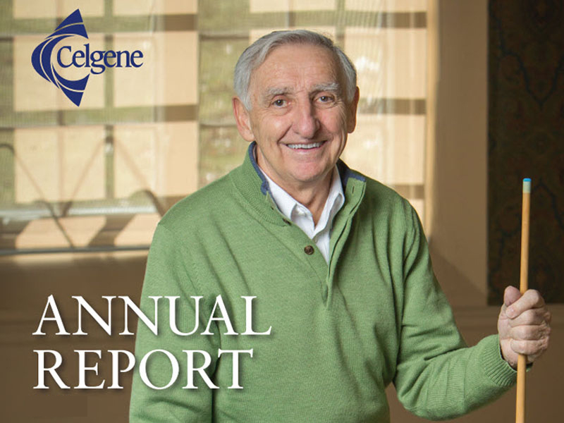 Celgene Annual Reports