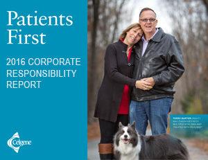 2016 Corporate Responsibility Report