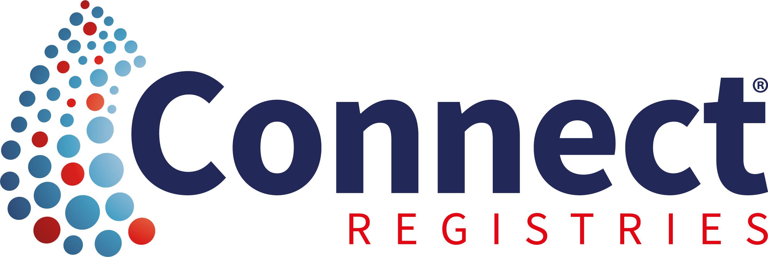 Connect® Registries logo