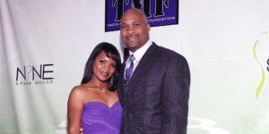 Kimberly and Elijah Alexander