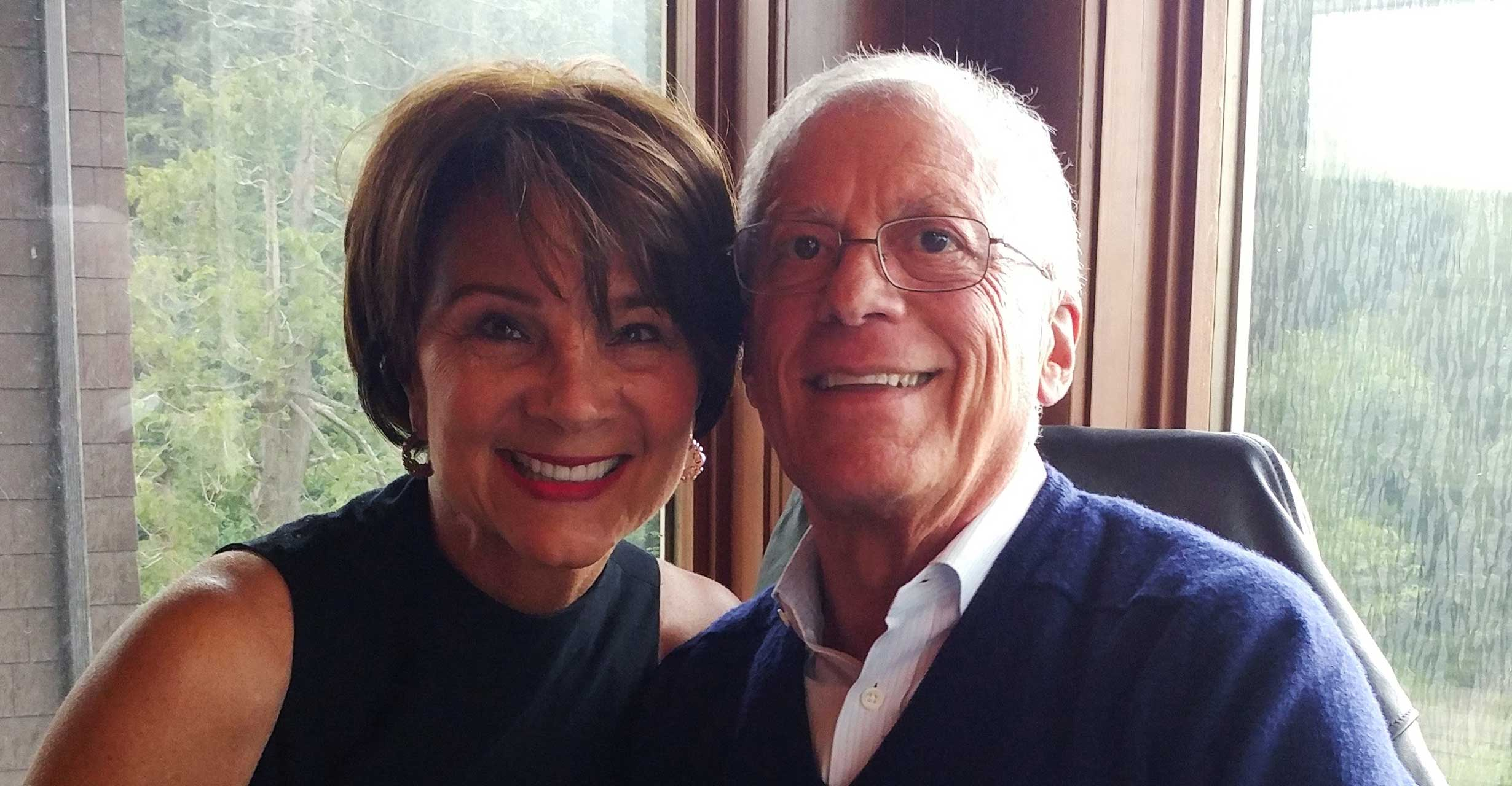 Mark and Kathy Fishman