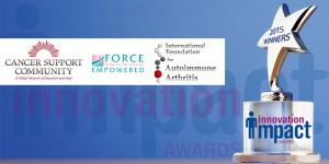 Celgene Innovation Impact Award winners 2015