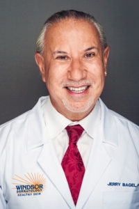 DR. JERRY BAGEL IS A CERTIFIED DERMATOLOGIST AT WINDSOR DERMATOLOGY AND AN EXPERT IN THE TREATMENT OF PSORIASIS.