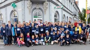 Celgene marathon runners