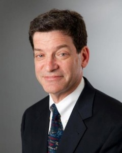 Lee Greenberger, Ph.D., LLS chief scientific officer, is guiding the organization's AML research projects. Source: LLS