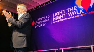 Light The Night Helps Lead the Way for Blood Cancer Research