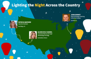 Lighting the Night Across the Country