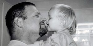 DAVID SKELTON WAS JUST 49 AND IN THE MIDST OF RAISING TWO CHILDREN WHEN HE WAS DIAGNOSED WITH PANCREATIC CANCER.