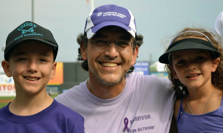 A Patient Takes on Pancreatic Cancer with Grit, Hope and Help