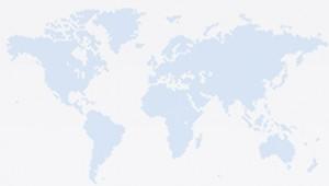 Celgene global map