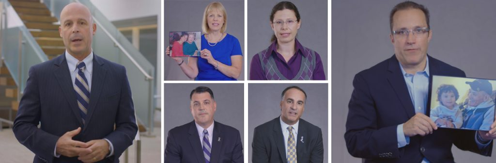 Celgene employees montage