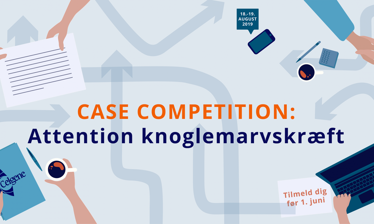 Case Competition: Attention knoglemarvskræft