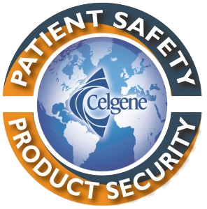 Celgene Patient Safety, Product Security