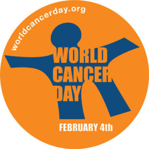 World Cancer Day, February 4th