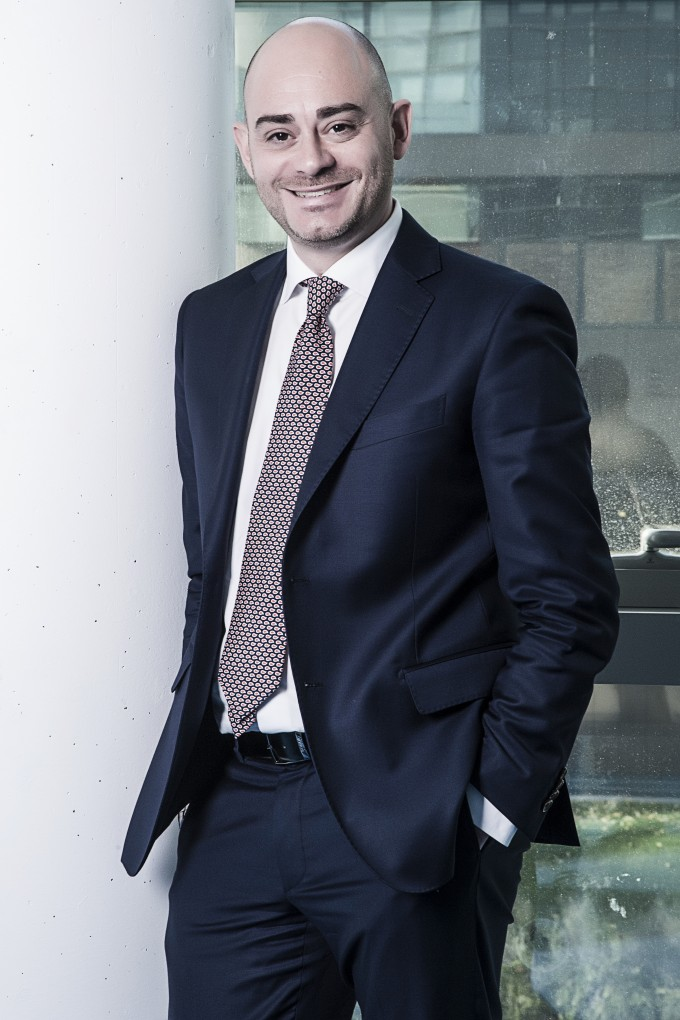 Luca Franceschini, HR Director