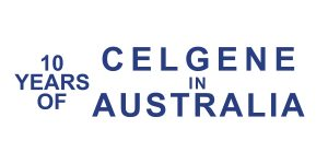 10 years of Celgene in Australia