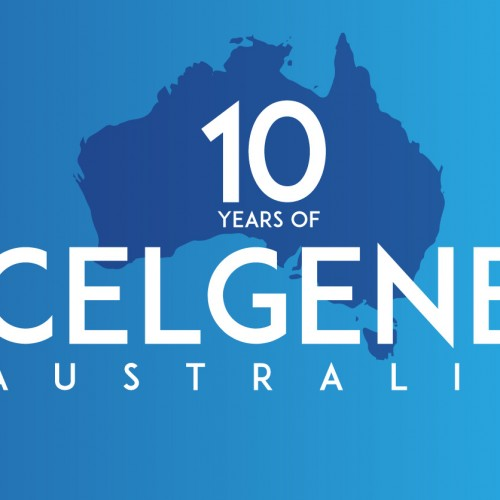 Celgene celebrates ten years, confident of continued Australian success