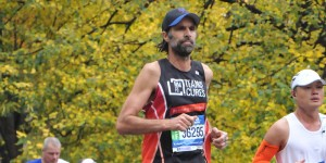 Mark Herkert, marathon runner