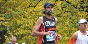 Mark Herkert, marathon runner