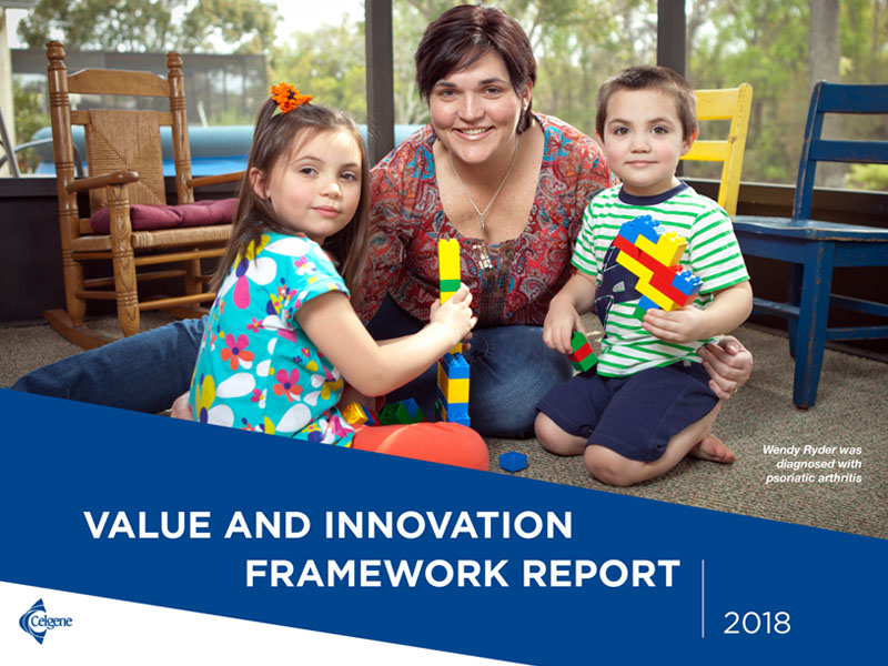 2018 Value and Innovation Framework Report