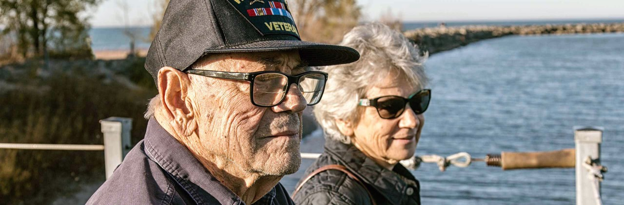 Helping Veterans with Lung Cancer
